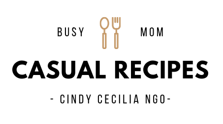 Causal Recipes by Cindy Cecilia Ngo